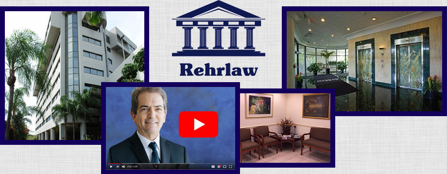 Law office of Michael E. Rehr condominium attorney